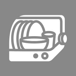 食器洗浄機(食器乾燥機)に対応した耐熱素材でできている製品です。