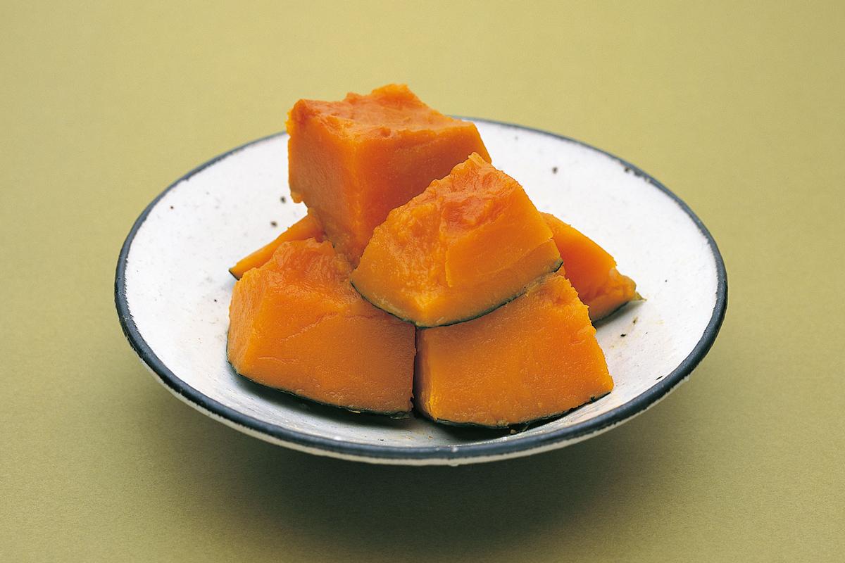 シャトルシェフレシピ 秋かぼちゃの煮物